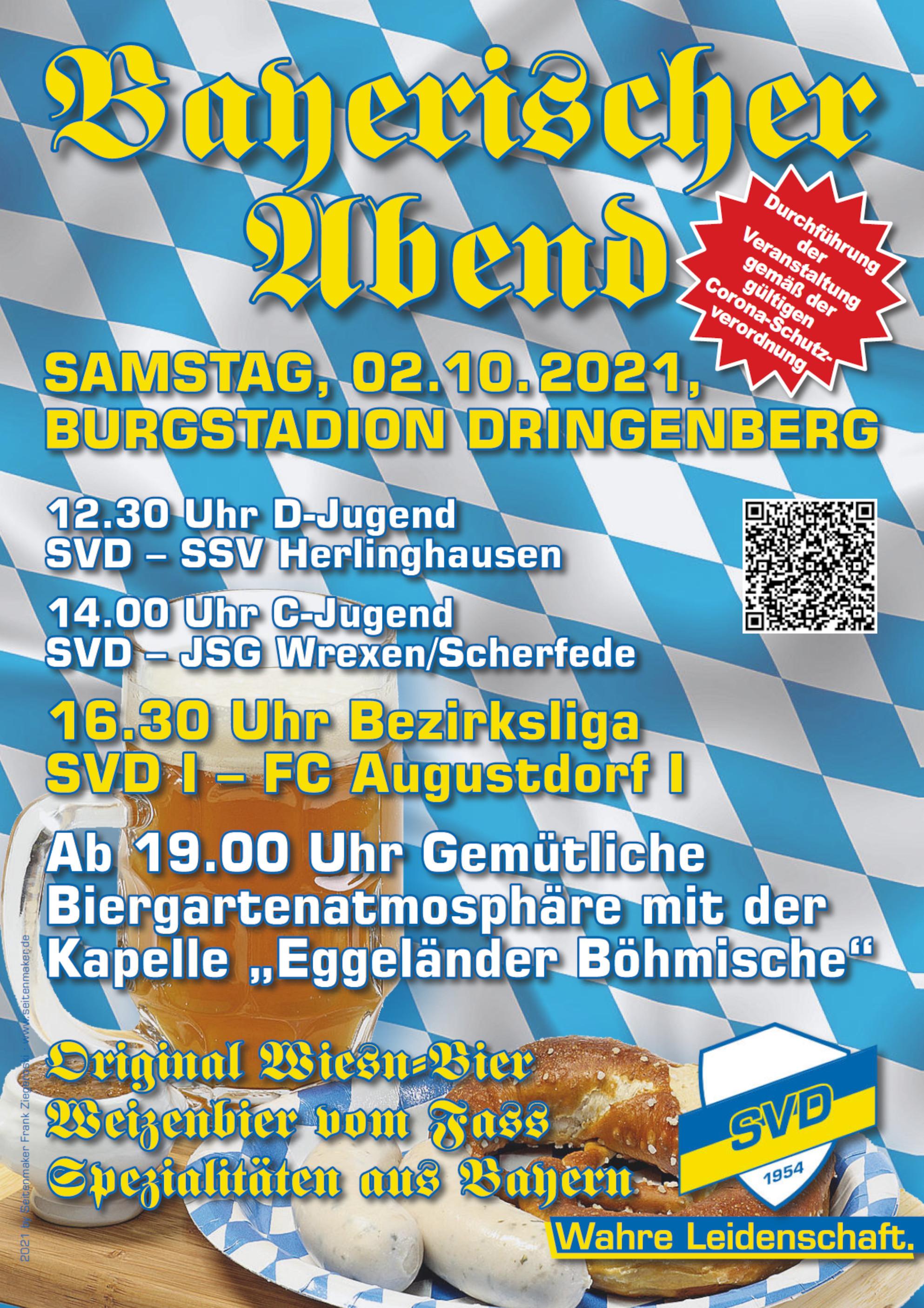 Bayerischer Abend 2021